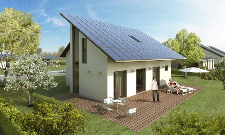 eigenheim und aktiver beitrag zum klimaschutz haus hof h hnerstall. Black Bedroom Furniture Sets. Home Design Ideas